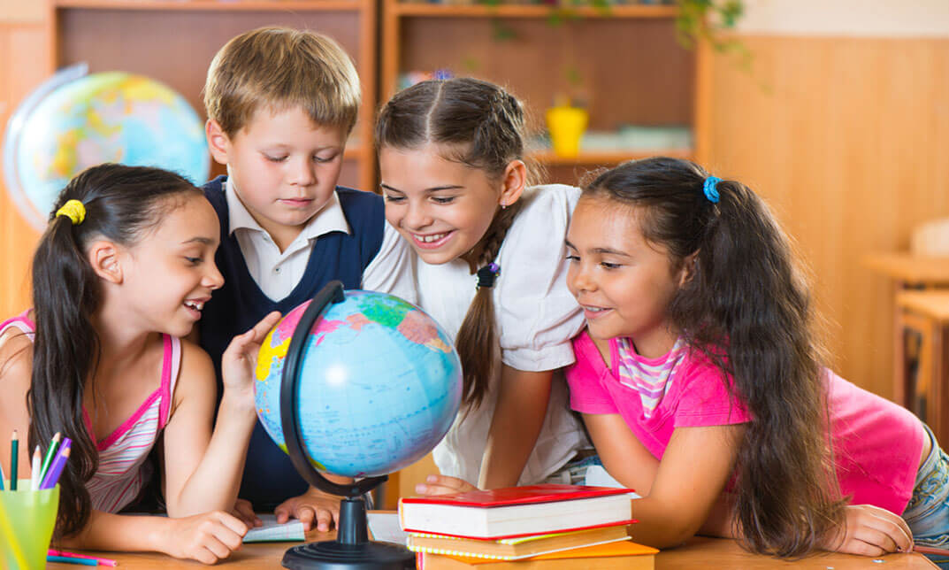 Geography For Kids (Key Stage 1 & 2)